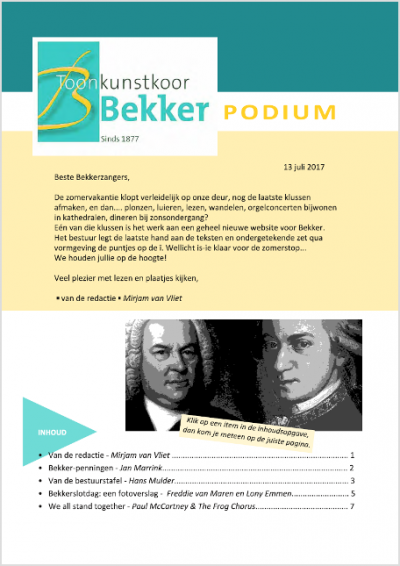 Bekkerpodium 2017-7