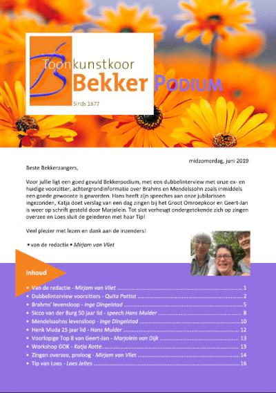 Bekkerpodium 2019-13