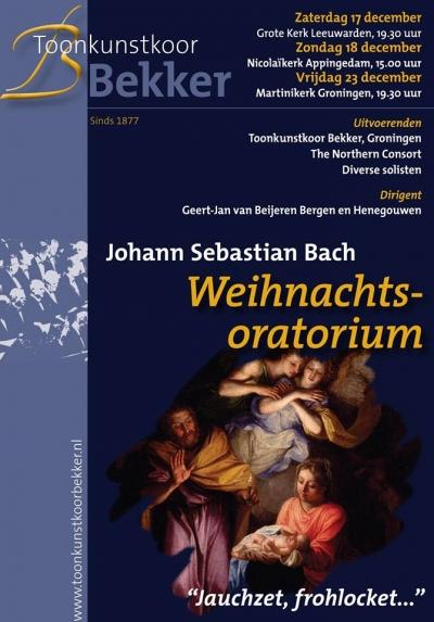 Bach Weihnachtsoratorium 12-2016
