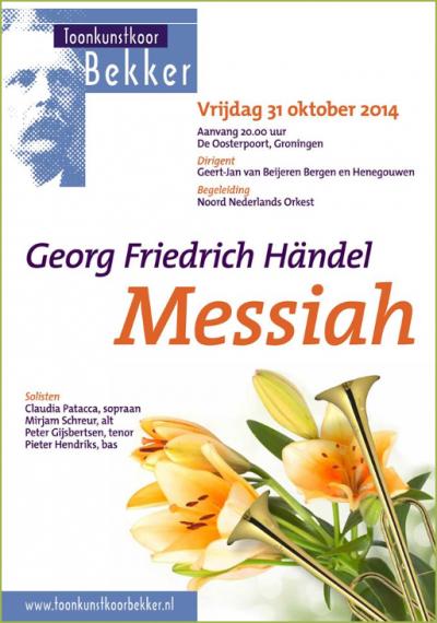Haendel Messiah 10-2014