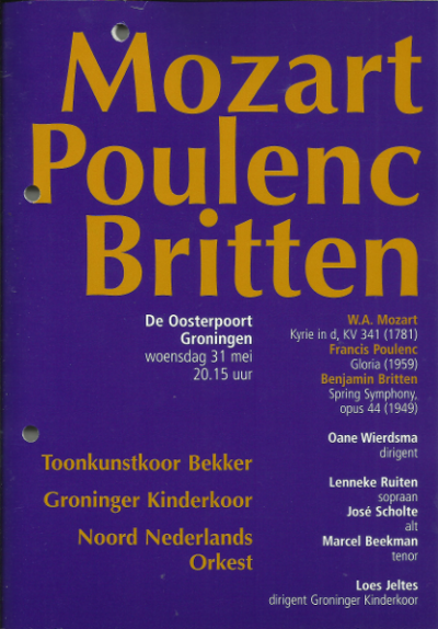 Mozart Poulenc Britten 05-2006