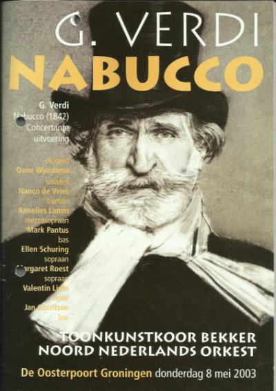 Verdi Nabucco 05-2003