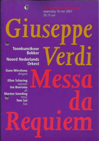 Verdi Requiem 05-2007